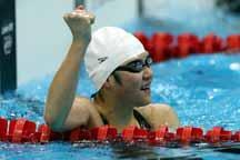 Ye Shiwen wins women´s 4oom individual medley