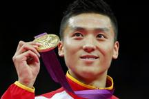 China wins 2 trampoline medals