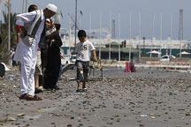 Tripoli residents struggle year after Gaddafi´s death