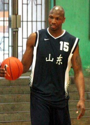 Swift signed with the Shandong Golden Lions last month after a three-day tryout. The team finished 8th in the 18-team CBA franchise in the 08-09 season.