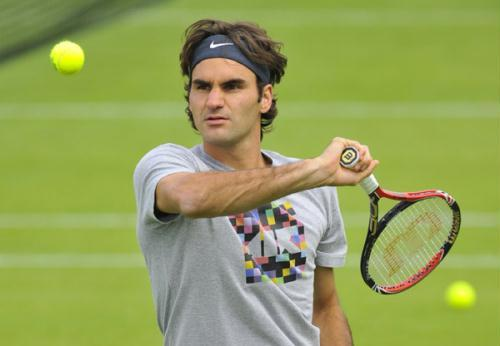 The Swiss soccer team's Mr Motivator, also known as Roger Federer, is hoping Alejandro Falla does not turn out to be an awkard first round opponent at Wimbledon on Monday.
