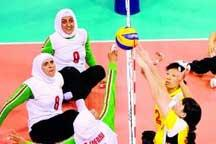 Iraq volleyball sitting team competes for belief