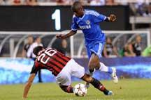 Blues face Real Madrid in Wednesday´s final