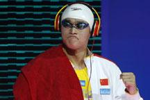 Sun Yang gets distance hat-trick