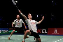 BWF world championships: Danish duo defeat Dasuki/Gunawan