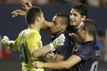 Int´l Champions Cup: Inter Milan beat Juventus 9-8, finish 7th