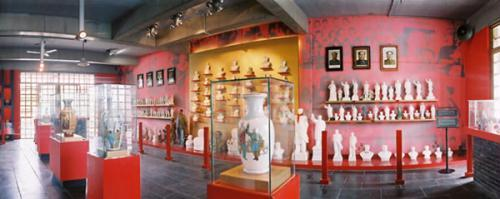 Red Age Porcelain Exhibition Hall