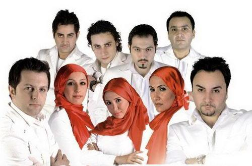 Arian, one of Iran's most famous bands, broke the mould when they put three women on stage along with male band members.