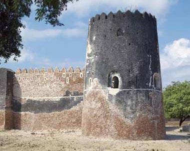 肯尼亚拉穆群岛地区考古