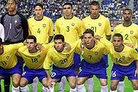 巴西足球队介绍