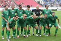 伊拉克足球队介绍