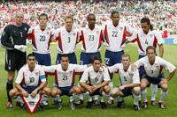 美国足球队介绍