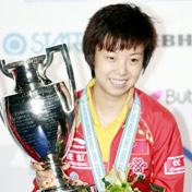 张怡宁(乒乓球)