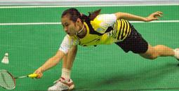 [视频]苏迪曼杯女子单打 中国vs印尼
