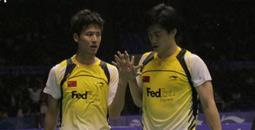 [视频]苏迪曼杯 男双决赛 中国vs韩国