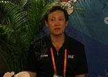 CCTV5网球专项记者刘壮做客李宁会客厅