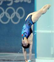 8月4日 <br>《梦之队——中国跳水队》