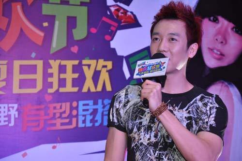 王野表示愿意尝试不同曲风的音乐