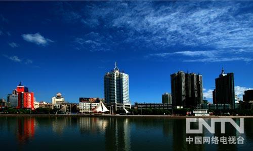 新疆库尔勒市_产经中心