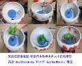 陶瓷生态鱼缸制作方法