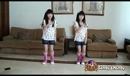 网络超人气双胞胎小美女独家热舞视频