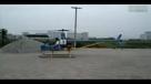 实拍:牛人6万自制直升机试飞