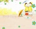 时尚婚礼动画片
