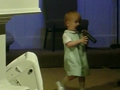 实拍美国最小传教士,外星语激情宣讲爆红!