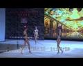 夜色迷城主题比基尼表演 比基尼小姐中国总决赛现场视频5