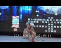 """台湾8岁""""小林志玲""""-阿布的惊艳表演 比基尼小姐中国总决赛现场视频13"""