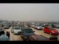 北京进入最堵周 实拍全球疯狂大堵车