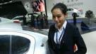 北京车展惊现最美销售,折煞万千车模啊