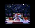 娃娃(李烁)在《星光大道》与韩蕊岭唱邓丽君的歌