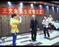 一代跤王:王文永先生宝刀不老亲自上跤场