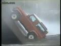 瀑布汗!路虎车牛逼爬90度水坝_在线视频观看_视频 路虎 越野车 Land Rover SUV
