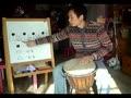 刘雍 非洲手鼓教学 认识鼓谱