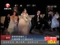 南京:新郎新娘婚礼上大跳神舞《江南style》