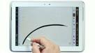 三星Galaxy Note 10.1国画梅兰竹菊演示视频教程之兰