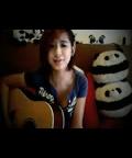 不一样的江南style 美女吉他版好温柔