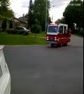 播客-超萌!世界上最小的消防车!太迷你啦可爱!