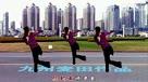 惠汝广场舞 善良的姑娘 背面和背面慢动作教学