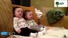家庭滑稽录像合集:妈妈恶整宝宝演绎另类母爱