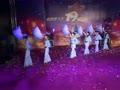 青花瓷扇子舞