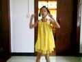 罗雯欣小朋友唱歌表演-爱我你就亲亲我(厦门)