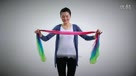 Adaro长巾丝巾系法视频