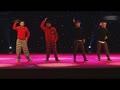 中国农业大学街舞版《爸爸去哪儿》