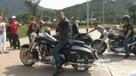 【拍客】绝版哈雷摩托车队现身深圳海边引围观