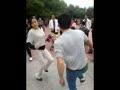 神一般的广场舞