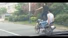 国道上演现实版(玩命飞车)