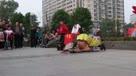 【拍客】八旬老人街头秀武林绝学 走向世界弘扬中国功夫